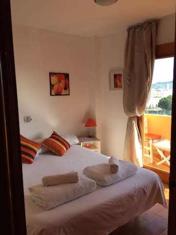 IBIZA*NEAR SEA*TERRACE*DOUBLE BED - Ibiza