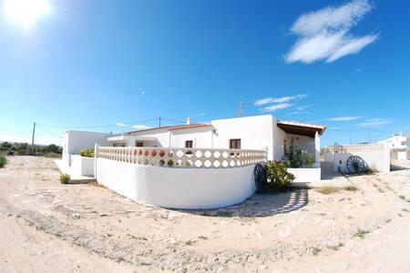 Casa di campo a 10 min. da Es Pujols - Pilar de la Mola - Casa