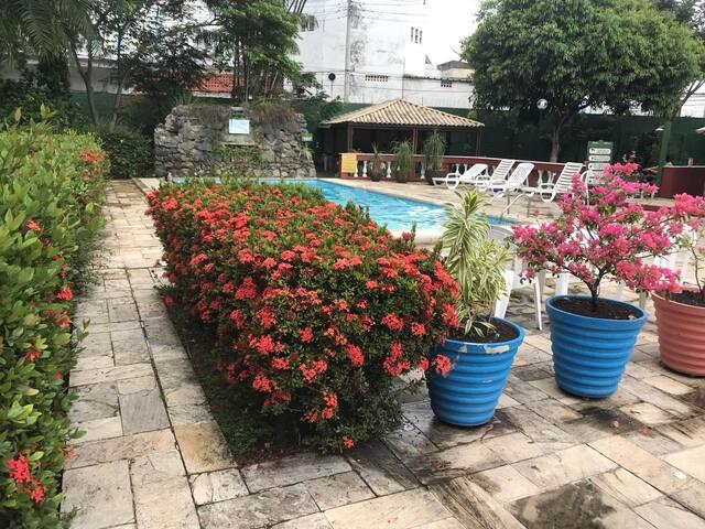 Apartamento Condomínio Jardim Botânico