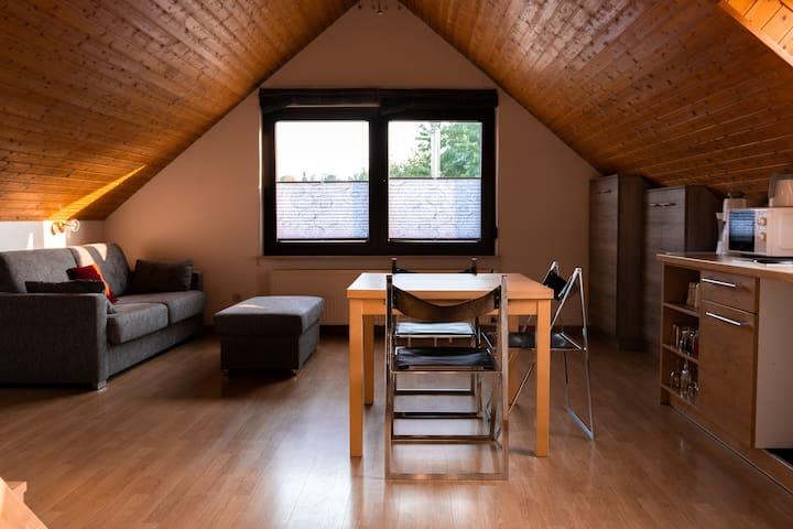 Apartment Kappenberg - naturnah & verkehrsgünstig