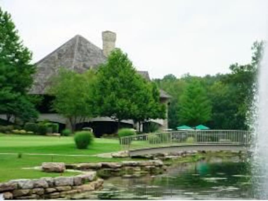Ledgestone Restaurant and Golf Course