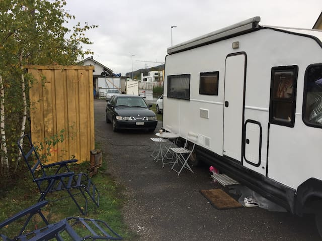 Beautiful Camping Studio