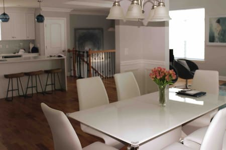 4 bedrooms modern house close to Newark airport