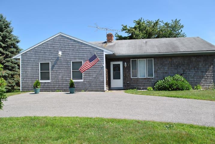 Spacious Narragansett Beach House
