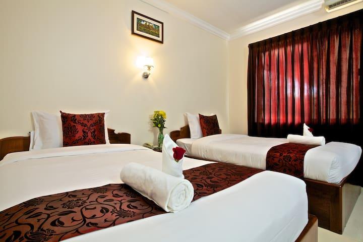 Fresh twin room in Angkor - Krong Siem Reap - Apartament