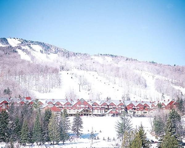 Grand Summit Resort Hotel-Mt. Snow - 1 Bedroom