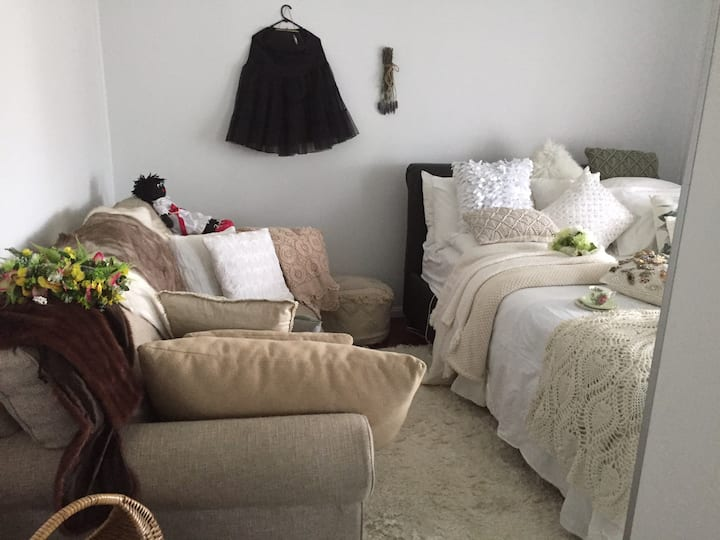 Welcoming and cosy home