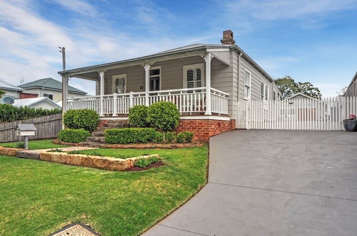 """Little Miss Sunshine"" Cottage - Gerringong - Hus"