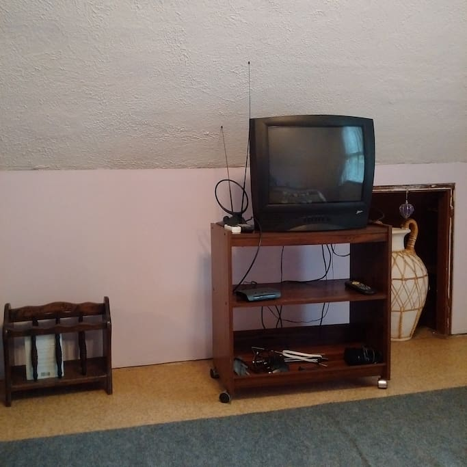 Tv with basic channels