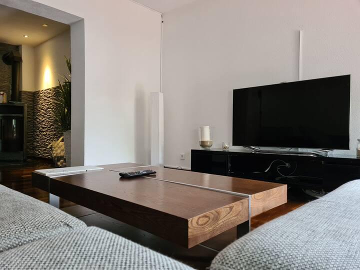 Moderne 3 Zimmer Wohnung an der Hessenschanze