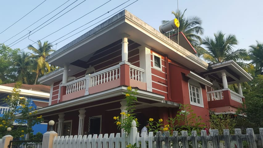 4bedroom bungalow - Benaulim - Huis