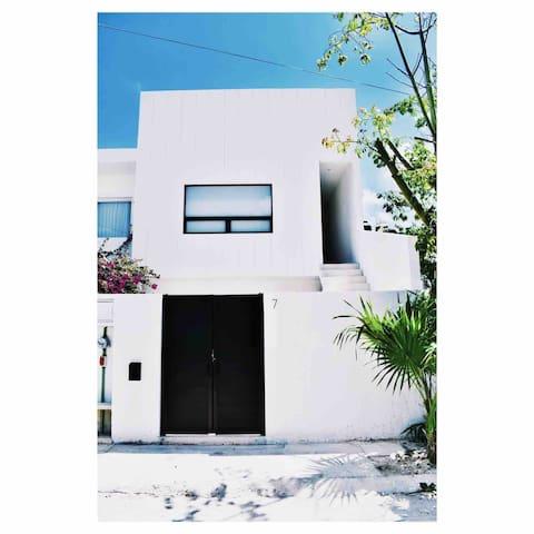 Casa G-Roche Tulum•Rooftop Pool