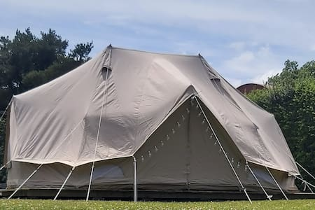 The Emperor Tent @ Boyne Valley Glamping