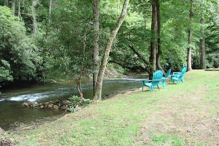 Creekside Cottage - Hayesville - House