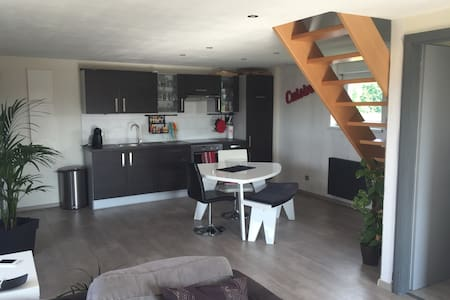 Bel appartement, proche Europapark - Illhaeusern - Apartament