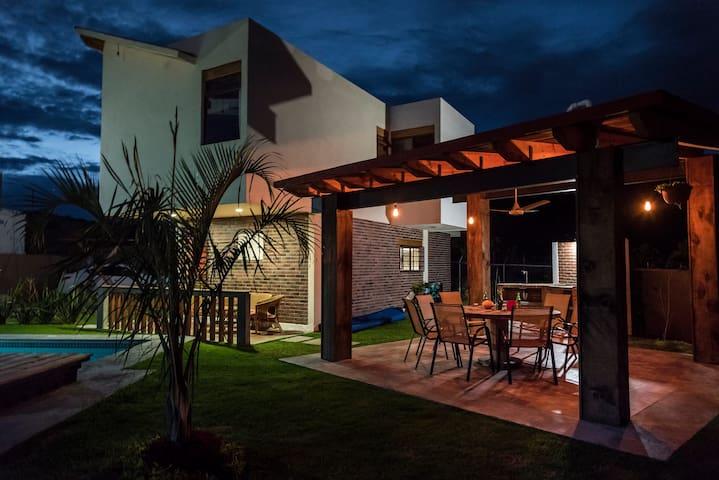 Omecalli Casa de Campo en Axocopan Atlixco