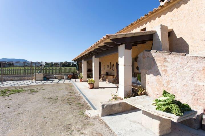 Charming rustic house in Mallorca - Montuïri