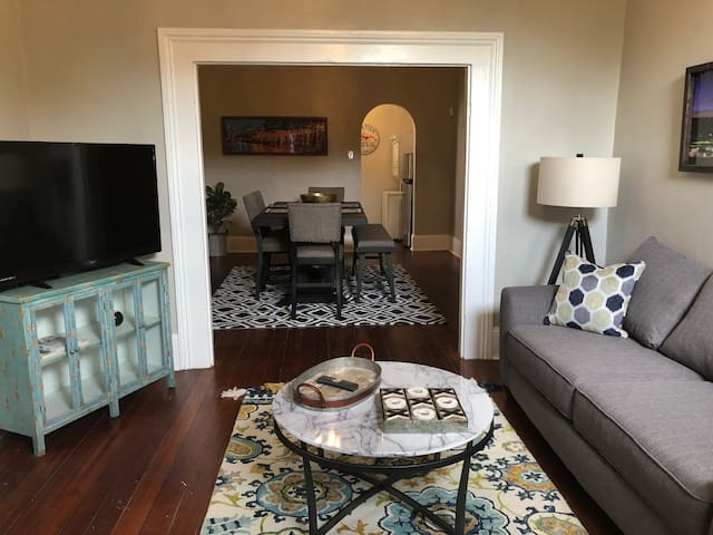 Trendy Bywater Home near French Quarter