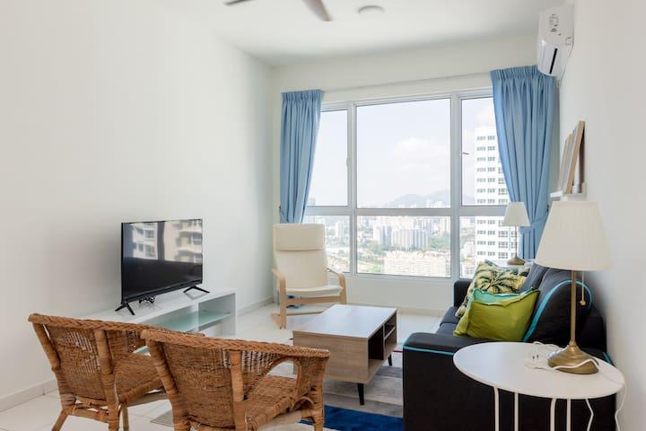 💕Seaview Stylist 3BRs Holiday Home 💕三房式海景度假屋