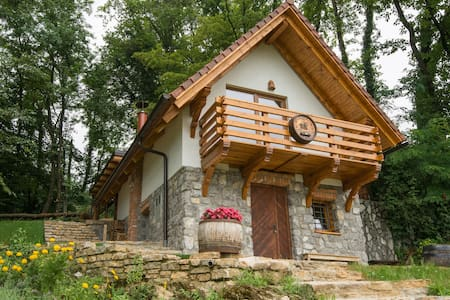 Vineyard Cottage Hram Rataj