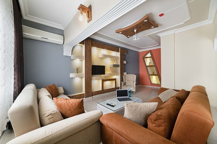 Suitcity Exclusive Suites- Suite 2+1