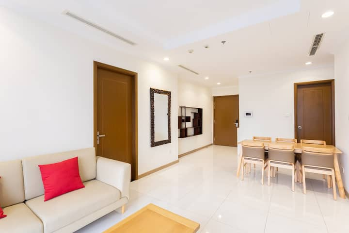 Vinhomes Central Park:3Bed+Good Price+Good Service