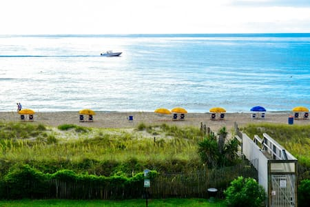 Carolina Beach Oceanfront with Beautiful View!!! - Carolina Beach