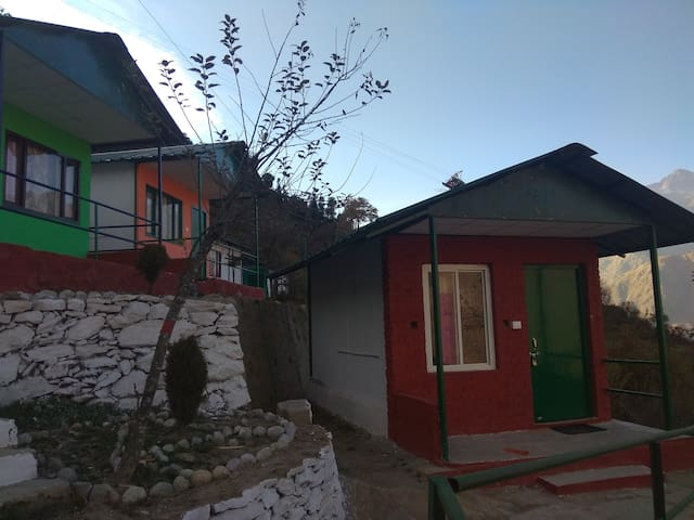 Auli Nature Resort