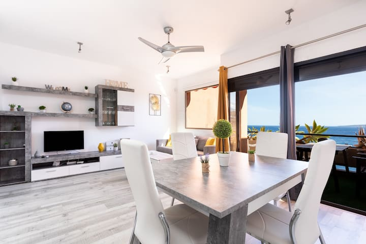 HomeLike Amazing Ocean View Apartment Tabaiba+wifi