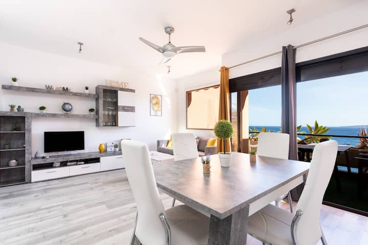 Home2Book Amazing Ocean View Apartment Tabaiba+wif