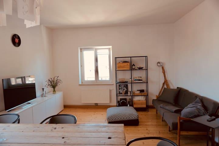 Stilvolle Altbauwohnung im Herzen von Rosenheim