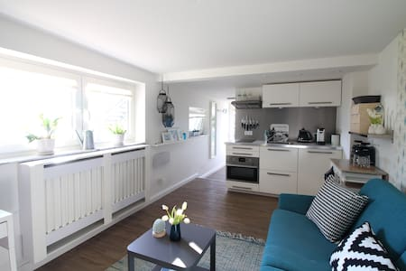 ★ Cozy apartment | River view | beautiful garden ★