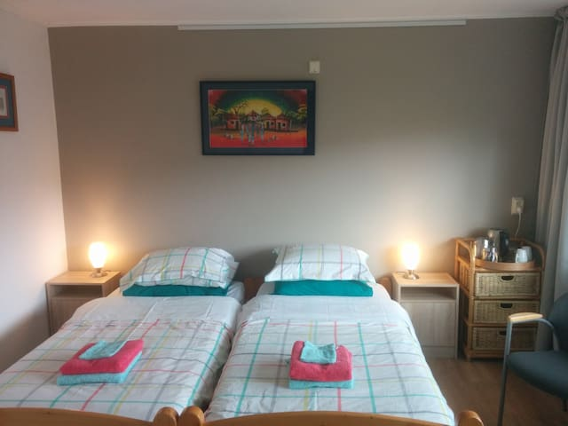 Odding's place Satara room - Hardenberg - Bed & Breakfast
