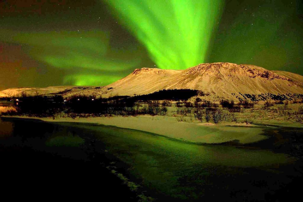 Northern lights as never before