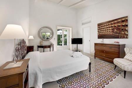 Donna Coraly Resort - Suite Maruzza - Syracuse - Boutique-hotel