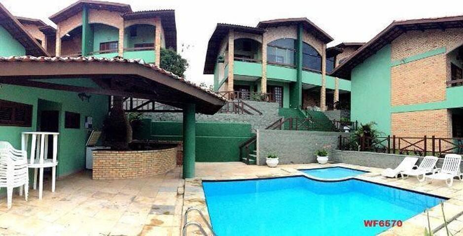 Casa em condomínio fechado Beach Park
