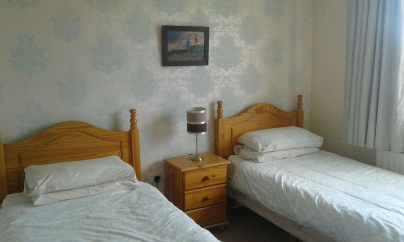 Twin room - Ballinasloe - Bed & Breakfast