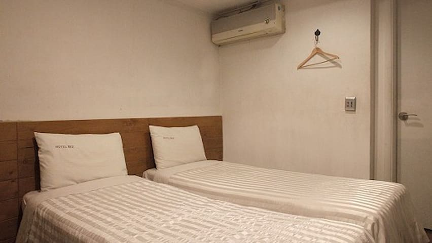 Jongno Insadong (종로 인사동) Biz Hotel Twin 205