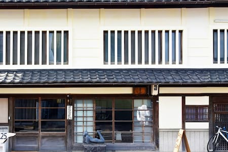 Historical Edo era traditional Japanese house #2