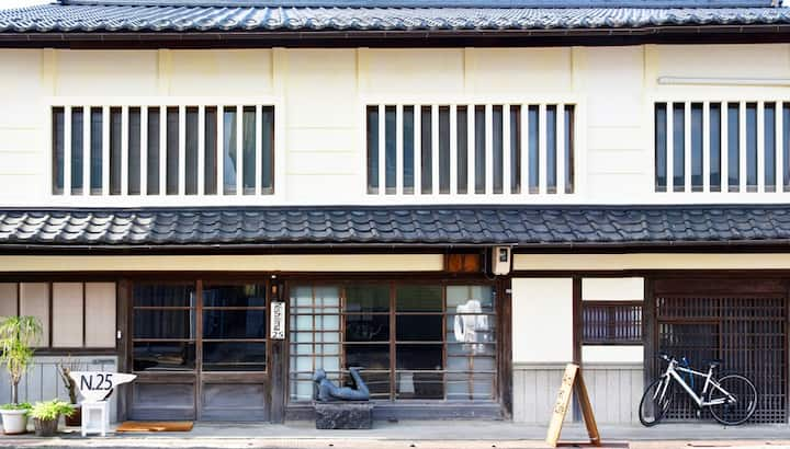 Historical Edo era traditional Japanese house #1