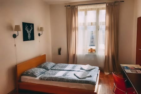 Private room in Pilsen city centre