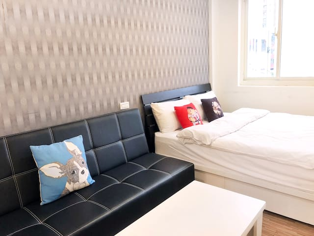 :: Monthly rent :: Selfcheck in -1min MRT/942