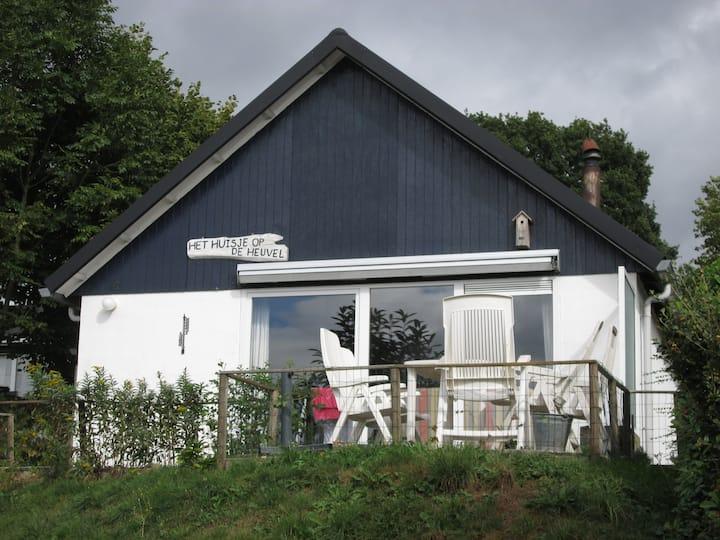 Huisje nabij Drielandenpunt