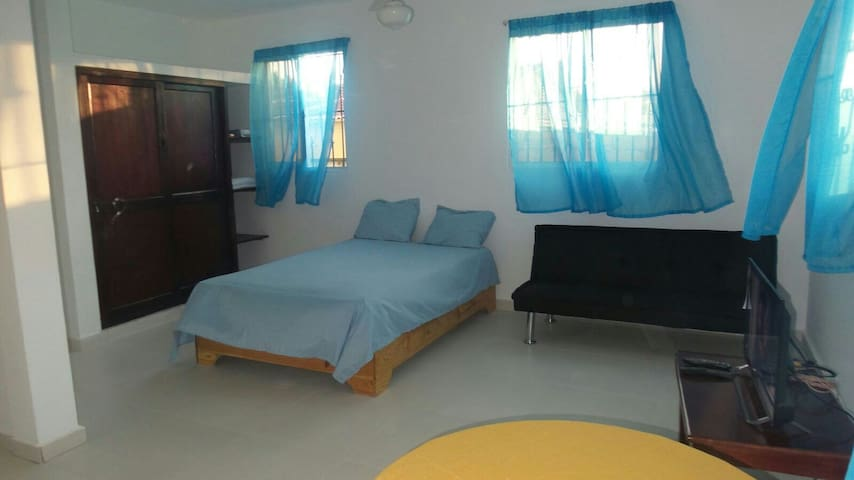 New big studio close to the Beach 3 - Sosua - Flat