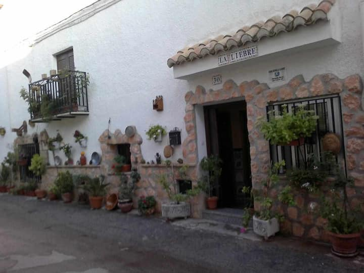 Rememora épocas pasadas en Sierra de Cazorla - Casa Rural La Liebre