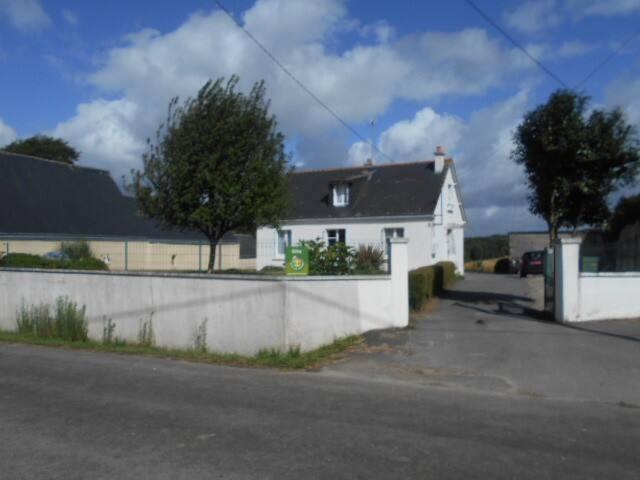 Gîte Indépendant à 4km d'Inguiniel au (Phone number hidden by Airbnb)