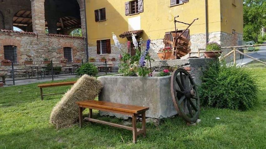 Casa Vacanze Cascina Carrata