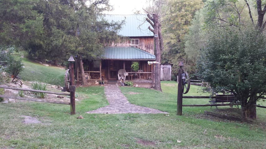 Rocky Holler Cabin Retreat is a great getaway.