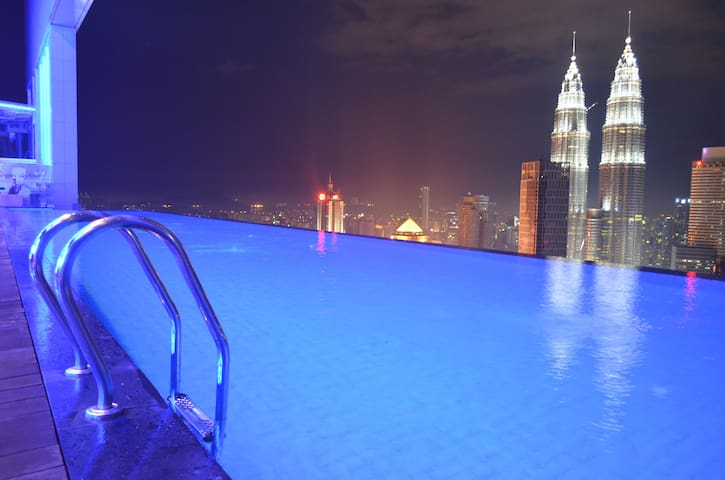 SPECTACULAR INFINITY POOL OF KL #PS3