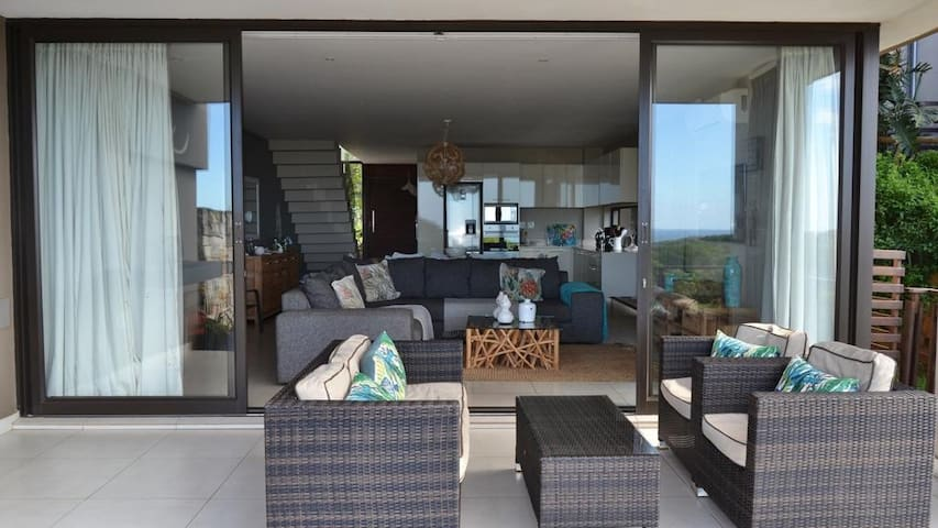 4 THE Sanctuary, Zimbali Golf Estate Family Nest